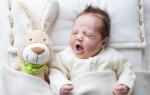 Развитие ребенка на втором месяце жизни
