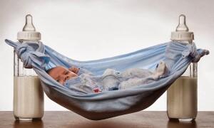 Какая молочная смесь лучше для новорожденных?