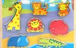 Выбираем развивающие и нужные игрушки для детей до года