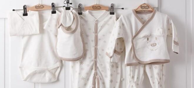 Размеры одежды для новорожденных и детей до года