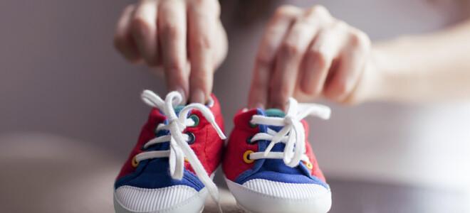 Выбираем ортопедическую обувь для детей до года