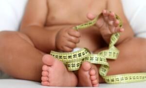 Скачки роста у детей до года