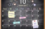 Режим дня младенца: десятый месяц