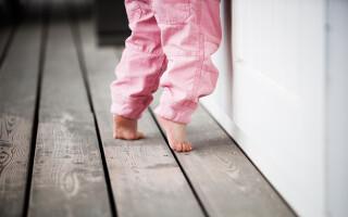 Ребенок ходит на носочках: норма или патология?