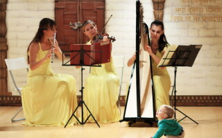 Классическая музыка и звуки природы для малышей