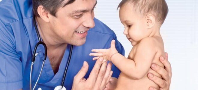 Гипертонус мышц у младенцев