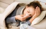 Как избежать заражения грудничка простудой?