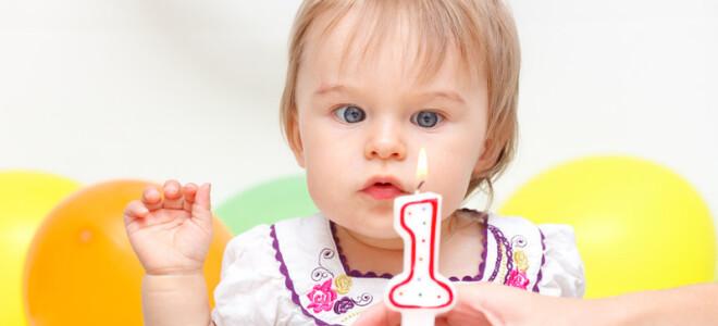 Развитие ребенка в год жизни