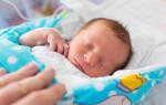 Апноэ у новорожденных: симптомы и первая помощь