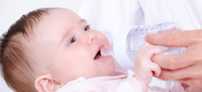 Признаки обезвоживания у грудного ребенка