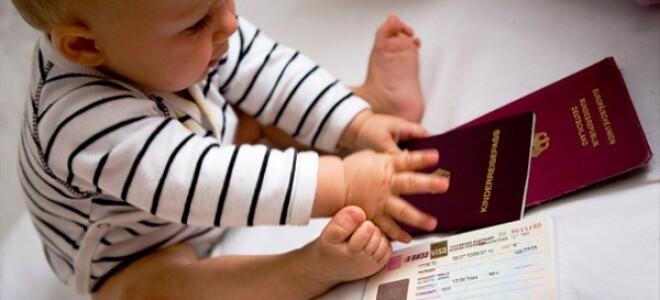 Процесс присвоения новорожденному статуса гражданина РФ