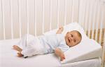 Положительные и отрицательные моменты использования подушек для сна новорожденных