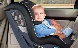 Выбор первого автокресла для новорожденного ребенка