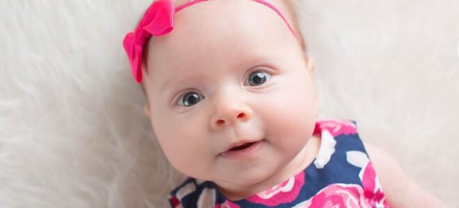 Развитие ребенка на третьем месяце жизни
