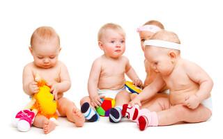 Игры для малышей в возрасте одного года