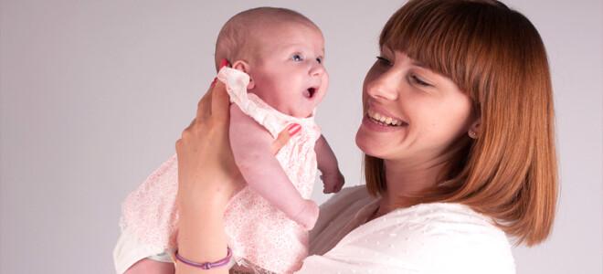 Как не приучить новорожденного ребенка к рукам?