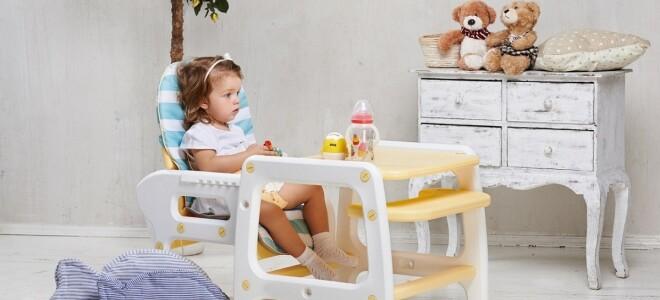 Выбираем детский стульчик для кормления