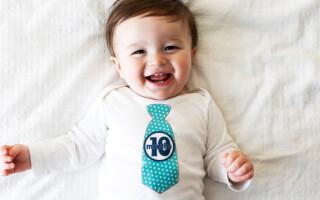 Развитие ребенка на десятом месяце жизни