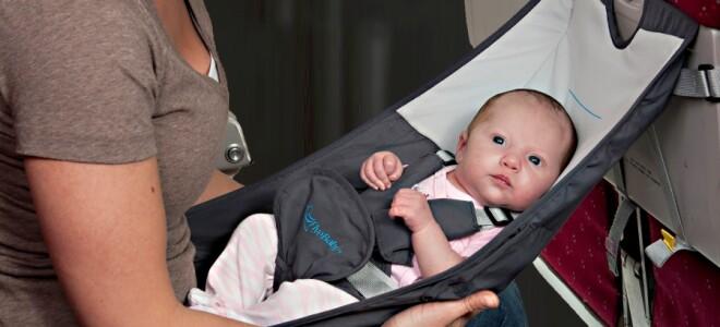 Что необходимо знать для перелета с младенцем?