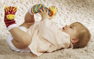Интересные игры для младенцев
