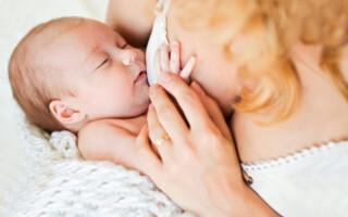 Как же отучить ребенка от грудного вскармливания?